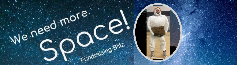 We Need More Space Fundraising Campaign Networks Ministries